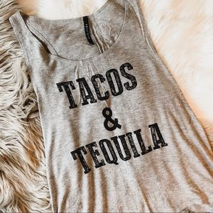 Tops - Tacos and Tequila Tank